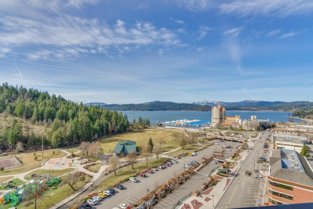 601 E Front Ave #1402, Coeur d'Alene, ID 83814 (#18-2978) :: Prime Real Estate Group