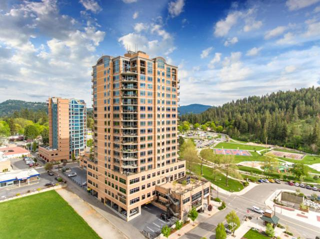 601 E Front Ave #501, Coeur d'Alene, ID 83814 (#18-8827) :: Prime Real Estate Group