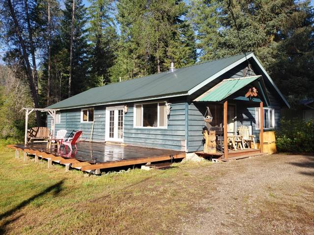 215 Gordon Dr, Priest Lake, ID 83856 (#19-10255) :: Northwest Professional Real Estate