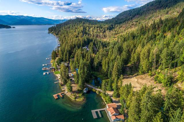 407 E Bottle Bay Rd, Sagle, ID 83860 (#19-10283) :: ExSell Realty Group