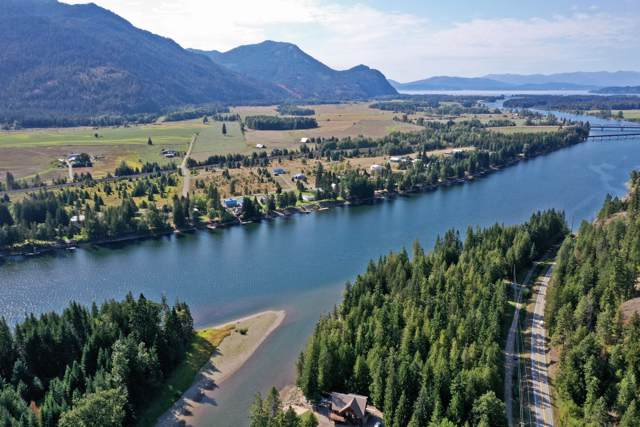 Nna Frontage Rd. Lots 6&7, Clark Fork, ID 83811 (#19-10318) :: ExSell Realty Group