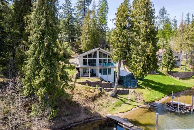 18240 S Woodland Shores Dr, Coeur d'Alene, ID 83814 (#19-10323) :: Five Star Real Estate Group