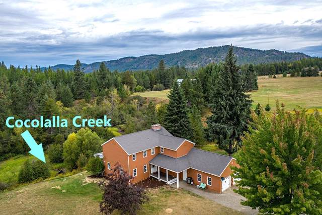 466 Hidden Creek Road, Sagle, ID 83860 (#19-10369) :: Five Star Real Estate Group