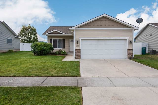 2290 E Knapp Dr, Post Falls, ID 83854 (#19-10428) :: ExSell Realty Group