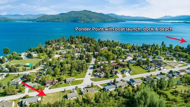 NNA Upper Humbird Dr, Lot 9, Sandpoint, ID 83864 (#19-10636) :: Keller Williams Realty Coeur d' Alene
