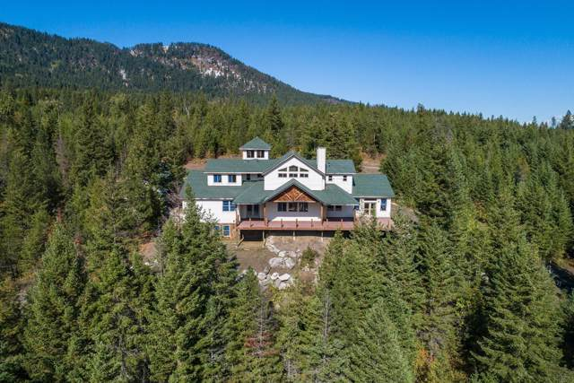 990 Panhandle Estates Drive, Cocolalla, ID 83813 (#19-10982) :: Embrace Realty Group