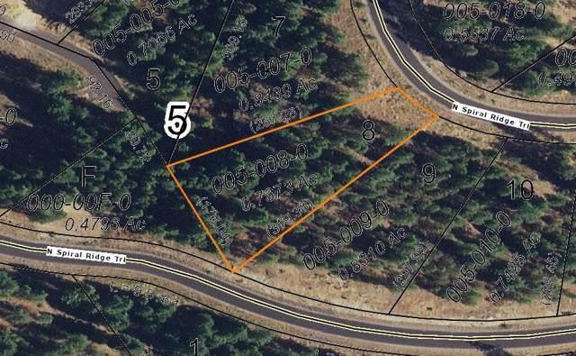 L8B5 N. Spiral Ridge Trail, Rathdrum, ID 83858 (#19-11186) :: Keller Williams Coeur D' Alene