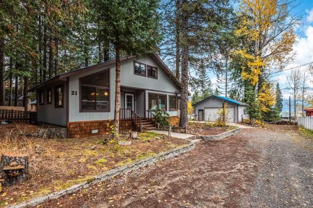 21 Pettit Lane, Priest Lake, ID 83856 (#19-11504) :: Northwest Professional Real Estate