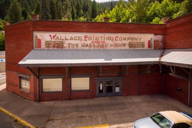 506 Sixth St, Wallace, ID 83873 (#19-12300) :: Flerchinger Realty Group - Keller Williams Realty Coeur d'Alene