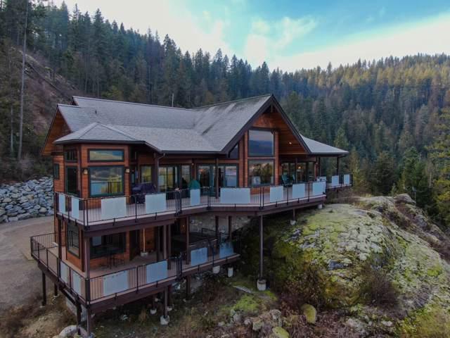 75 Buck Ridge, Sagle, ID 83860 (#19-12509) :: Coeur d'Alene Area Homes For Sale