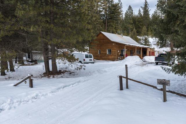 365 N Cedar View Estates Rd, Blanchard, ID 83804 (#19-2150) :: ExSell Realty Group