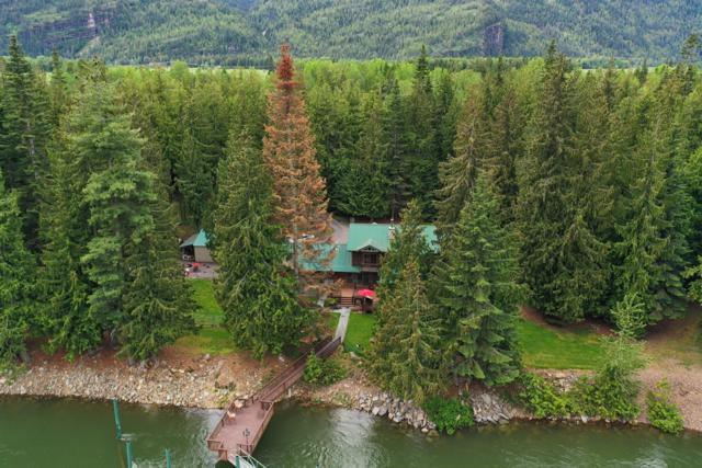 469 N River Lake Drive, Clark Fork, ID 83811 (#19-5473) :: Prime Real Estate Group