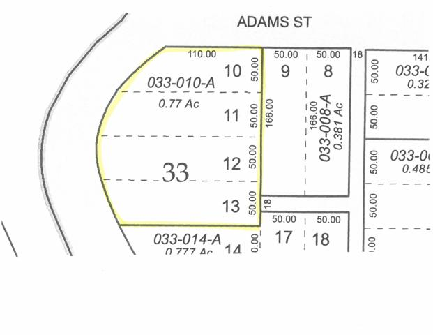 1st Ave AN Adams Street, Spirit Lake, ID 83869 (#19-7059) :: Team Brown Realty