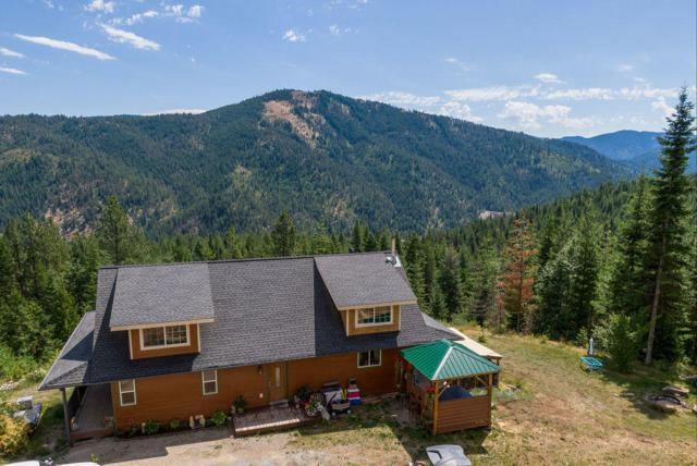 445 Moose Mountain Lane, Kingston, ID 83839 (#19-8145) :: Windermere Coeur d'Alene Realty