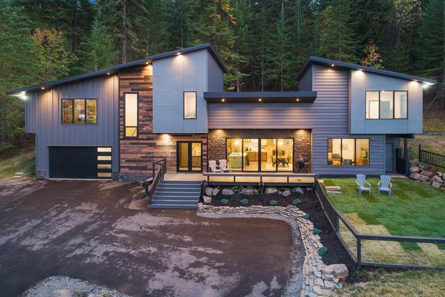 3586 E Lookout Dr, Coeur d'Alene, ID 83815 (#20-10128) :: Five Star Real Estate Group