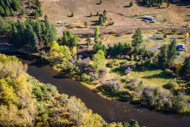 Lot 2 & 3 Bigelow Mill Road, Santa, ID 83866 (#20-10237) :: Flerchinger Realty Group - Keller Williams Realty Coeur d'Alene