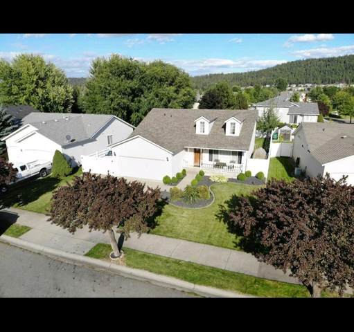1212 N Eagle Rd, Liberty Lake, WA 99019 (#20-10351) :: Five Star Real Estate Group