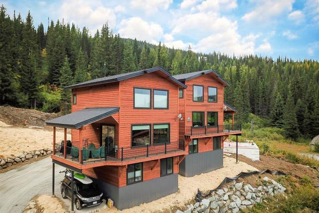 TBD Chalet 185 Harrison Lane, Sandpoint, ID 83864 (#20-10368) :: Kerry Green Real Estate