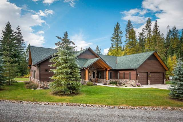 4439 Mcarthur Lake Rd, Naples, ID 83847 (#20-10438) :: Chad Salsbury Group