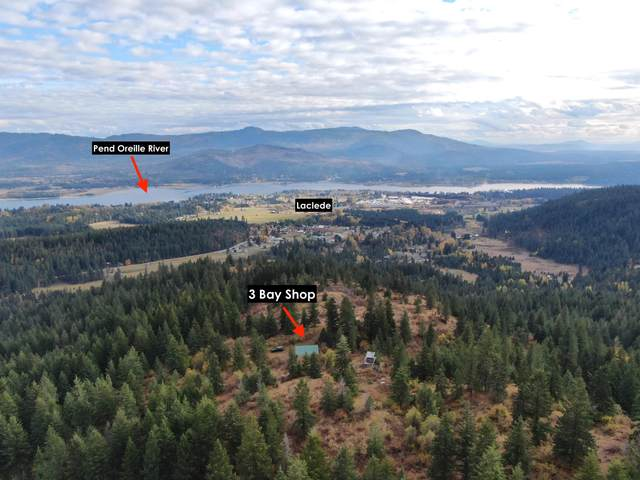 35 UP Manley Creek Rd, Priest River, ID 83856 (#20-10441) :: Chad Salsbury Group
