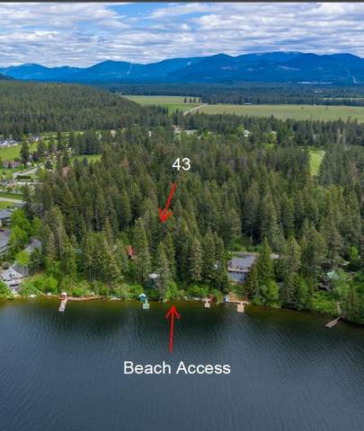 Lot 43 N Cochran Lane, Rathdrum, ID 83858 (#20-10486) :: Coeur d'Alene Area Homes For Sale