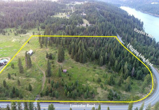 5845 E Lancaster Rd (35 Acres), Hayden, ID 83835 (#20-10827) :: Coeur d'Alene Area Homes For Sale