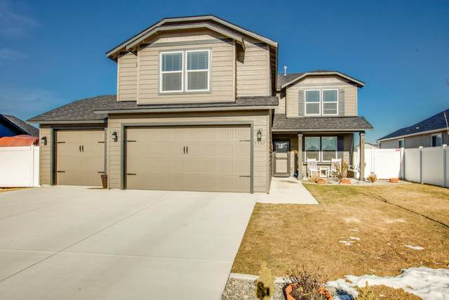 5337 W Majestic Ave, Rathdrum, ID 83858 (#20-1108) :: Keller Williams Realty Coeur d' Alene