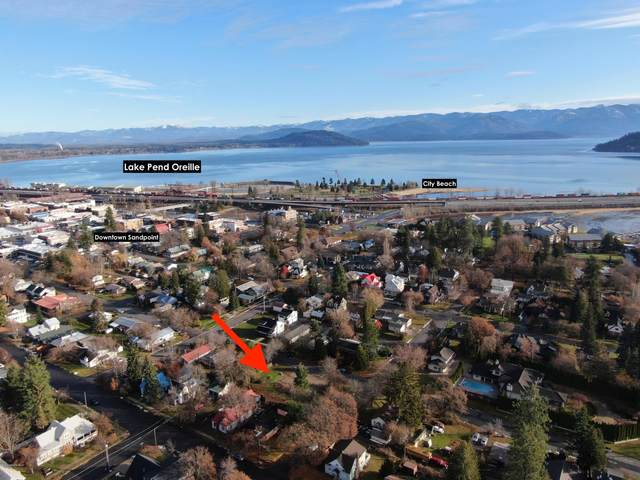Lot 4 S Third Ave, Sandpoint, ID 83864 (#20-11159) :: Keller Williams CDA