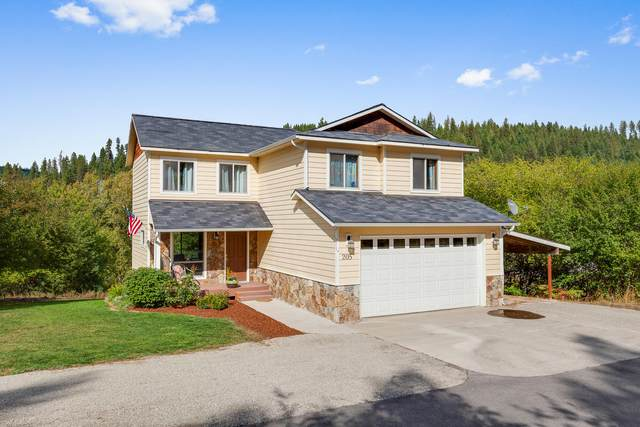 205 Birch Rd, Kingston, ID 83839 (#20-1123) :: Five Star Real Estate Group