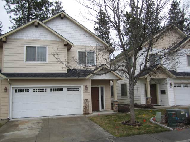 1043 W Willow Lake Loop, Coeur d'Alene, ID 83815 (#20-1124) :: Five Star Real Estate Group