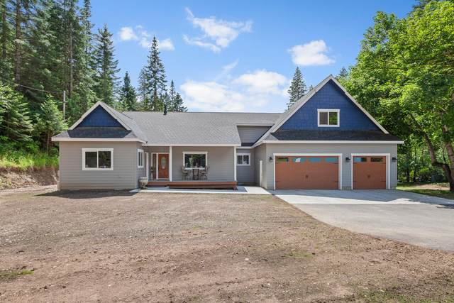 4052 E Nettleton Gulch Rd, Coeur d'Alene, ID 83814 (#20-11325) :: Flerchinger Realty Group - Keller Williams Realty Coeur d'Alene