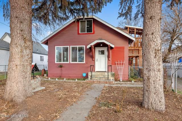 607/609 S Greene St, Spokane, WA 99202 (#20-11410) :: Prime Real Estate Group