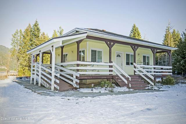 278 Sandy Ridge Rd, Priest River, ID 83856 (#20-11631) :: Keller Williams CDA