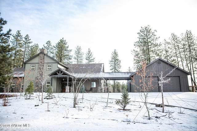 30915 S North Pine Creek, Spangle, WA 99031 (#20-11722) :: Prime Real Estate Group