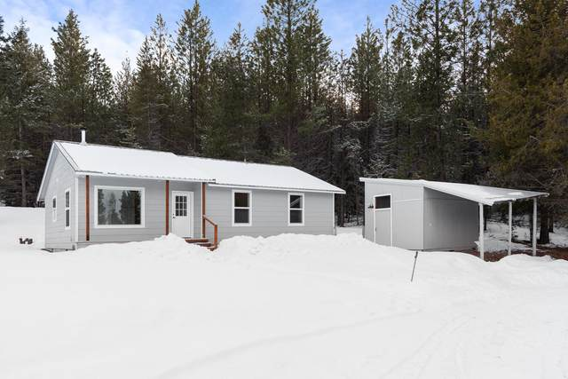 27 Woodfairie Mountain Rd, Sagle, ID 83860 (#20-1190) :: Northwest Professional Real Estate