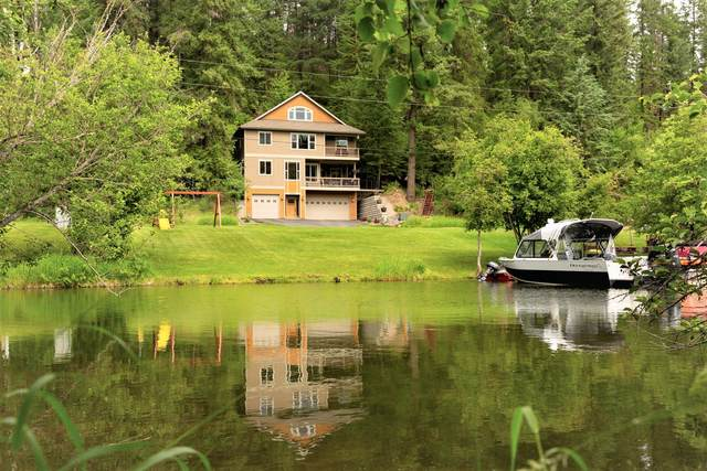 4550 S Westway Dr, Coeur d'Alene, ID 83814 (#20-1195) :: Team Brown Realty