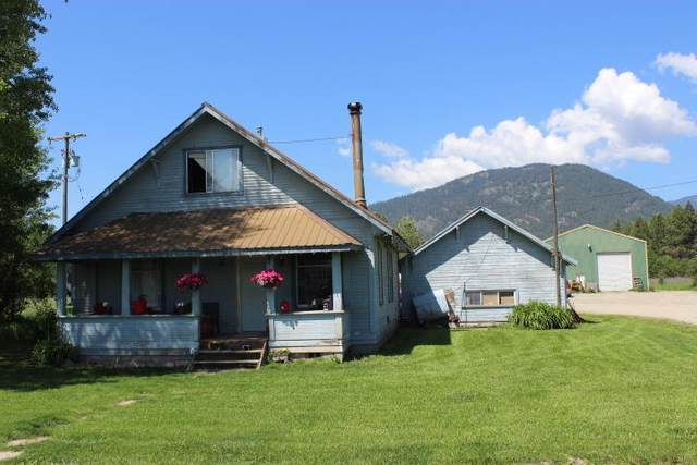 701 Mcnearney Rd, Ponderay, ID 83852 (#20-1230) :: Team Brown Realty