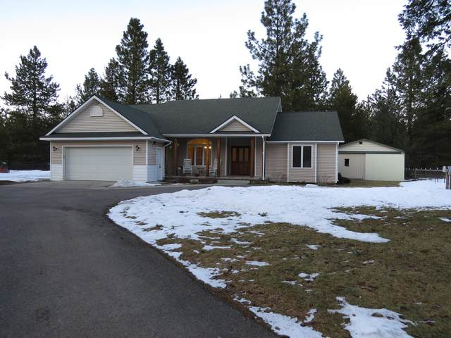 7281 W Senequoteen Trl, Spirit Lake, ID 83869 (#20-1286) :: Chad Salsbury Group