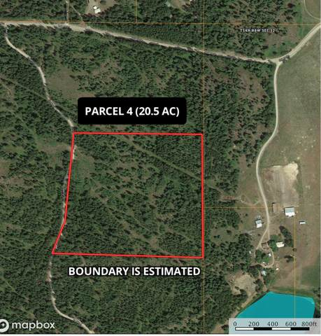Parcel 4 Corbit Lane, Blanchard, ID 83804 (#20-1348) :: Mall Realty Group