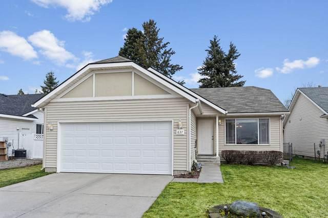 637 W Bushwood Ave, Coeur d'Alene, ID 83815 (#20-1469) :: Northwest Professional Real Estate