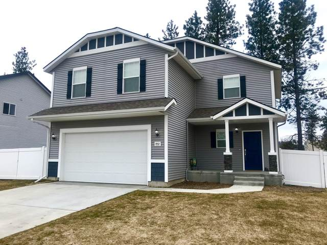 7051 W Christine St, Rathdrum, ID 83858 (#20-1473) :: Coeur d'Alene Area Homes For Sale