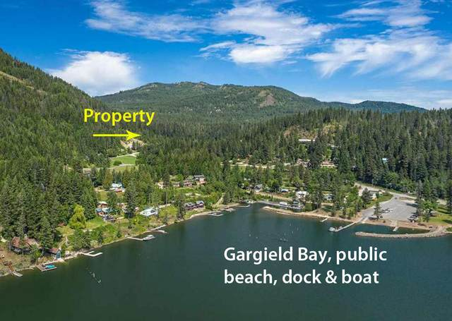 658 Garfield Bay Rd, Sagle, ID 83860 (#20-2053) :: Coeur d'Alene Area Homes For Sale