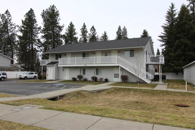 723 E Whispering Pines Ln #21, Coeur d'Alene, ID 83815 (#20-2055) :: Team Brown Realty
