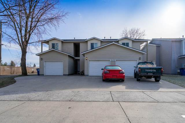 306/310 N Henry St, Post Falls, ID 83854 (#20-2074) :: Five Star Real Estate Group