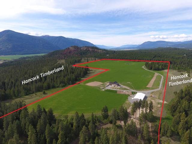1432 Holmes Rd, Bonners Ferry, ID 83805 (#20-219) :: Coeur d'Alene Area Homes For Sale