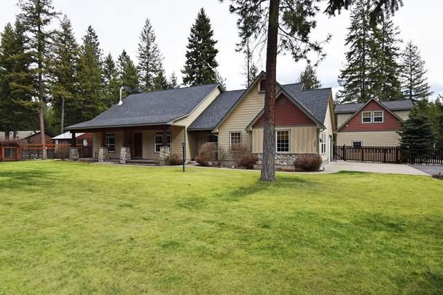 105 Quiet Pl, Moyie Springs, ID 83845 (#20-2561) :: CDA Home Finder