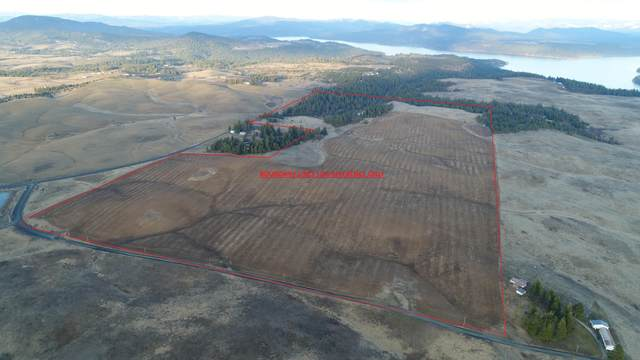 298 Acres W. Sun Up Bay Rd., Worley, ID 83876 (#20-2580) :: Kerry Green Real Estate
