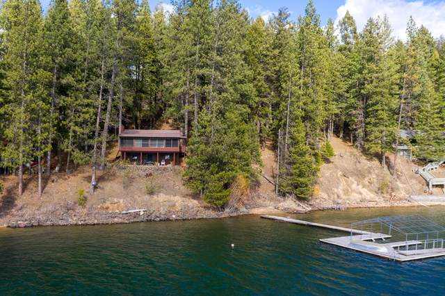 6724 E Sunset Beach Rd, Hayden, ID 83835 (#20-2584) :: Kerry Green Real Estate