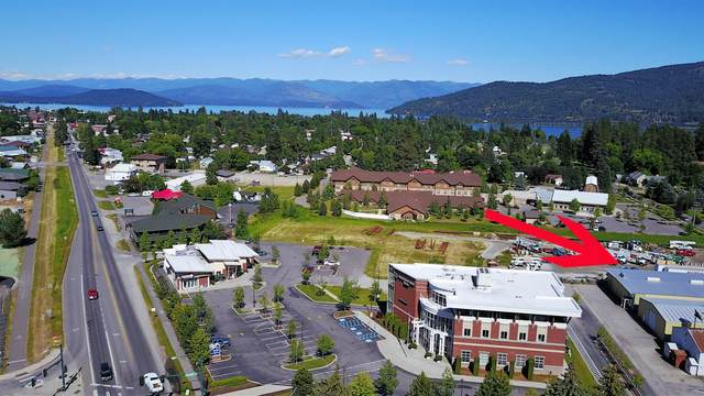 0 Ontario (2 Warehouses 1.12 Ac), Sandpoint, ID 83864 (#20-2597) :: Flerchinger Realty Group - Keller Williams Realty Coeur d'Alene