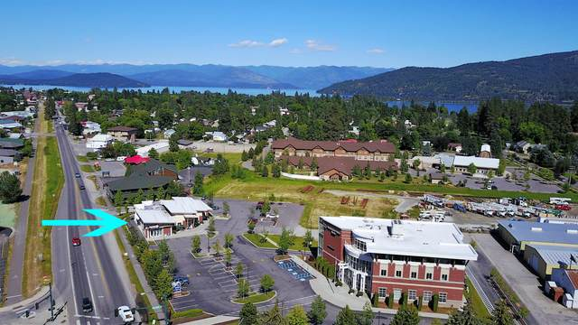 1319 Highway 2, Retail Center .68Ac, Sandpoint, ID 83864 (#20-2601) :: Flerchinger Realty Group - Keller Williams Realty Coeur d'Alene